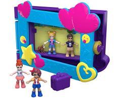 Polly Pocket Marco de fotos de Polly, muñecas con accesorios (Mattel FRY96)