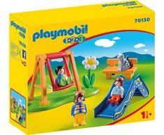 PLAYMOBIL PLAYMOBIL-70130 1.2.3 Parque Infantil, Multicolor, Talla única (70130)