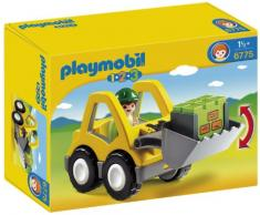 Playmobil 626622 - 1.2.3 Pala