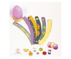 Amscan – 996302 Kit de decoración de huevos de Pascua