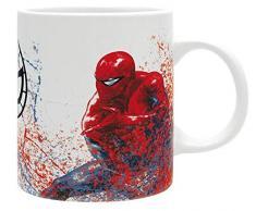 ABYstyle - MARVEL - Taza - 320 ml - Venom vs. Spiderman