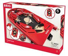 BRIO- Pinball Game Juego de rotafolio, Multicolor (53.034.017)