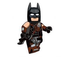 LEGO LGL-NI11 - Llavero con Linterna, diseño de máscara de Batman