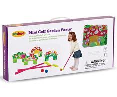 Halilit Edushape Jardín Fiesta Mini Juego de Golf en Caja Juego de Interior