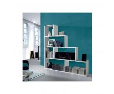 Estantería de pared modular - Color - Blanco