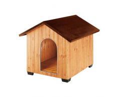 Ferplast Caseta de madera para perros Domus