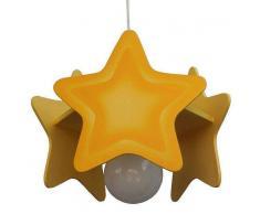 ARCOIRIS Lampara infantil Estrella B-B