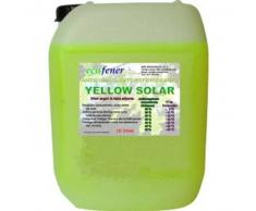 Garrafa 10 litros de anticongelante-refrigerante concentrado para uso