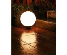 Dapo Lámpara esféricas Blanca, 1 luz - - Moderno/Diseño - Zona exterior - - 4 - 8 días laborables .