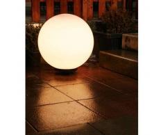 Dapo Lámpara esféricas 50 cm Blanca, 1 luz - - Moderno/Diseño - Zona exterior - - 4 - 8 días laborables .