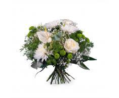 Ramo Primaveral con Anthurium y rosas - Env?o de Flores a Domicilio