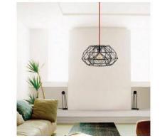 Filamentstyle Lámpara Diamente 7 de FilamentStyle con Bombilla Vintage Vista