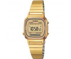 Casio Retro Gold LA670WEGA-9EF Reloj