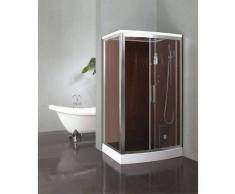 Cabina de ducha de hidromasaje + Hammam VIVANO