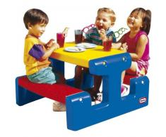 Little Tikes Mesa de picnic para niños, marca