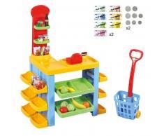 Playgo Set Mi supermercado y carrito 50 piezas 3246
