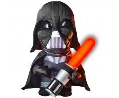 Disney Lámpara noche Darth Vader Star Wars 15x15x28cm negro WORL930015