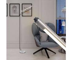 VidaXL lámpara de pie con LED 6 W