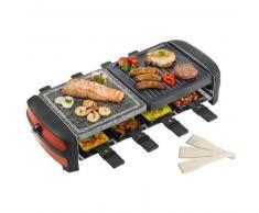 Bestron Grill-Raclette ARC800, 1400 W