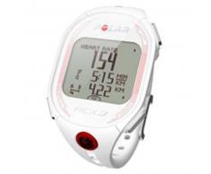 polar Reloj - Cronómetro - Podómetro RCX3 Blanco Mujer