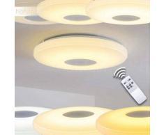 HEYDEN Lámpara de Techo LED Blanca, 1 luz - 4000 Lumen - Moderno - Zona interior - 2700-5000 Kelvin - 2 - 4 días laborables .