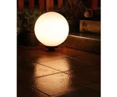 Dapo Lámpara esféricas 40 cm Blanca, 1 luz - - Moderno/Diseño - Zona exterior - - 2 - 4 días laborables .