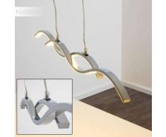 KOBUK Lámpara Colgante LED Cromo, 1 luz - 2500 Lumen - Moderno - Zona interior - 3000 Kelvin - 2 - 4 días laborables .