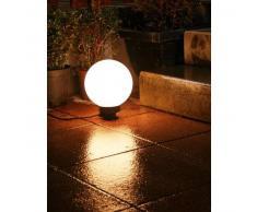 Dapo Lámpara esféricas Blanca, 1 luz - - Moderno/Diseño - Zona exterior - - 2 - 4 días laborables .