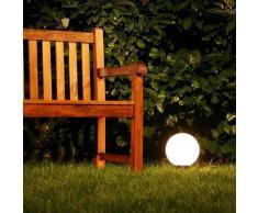 Miau Lámpara esféricas Blanca, 1 luz - - Moderno - Zona exterior - - 2 - 4 días laborables .