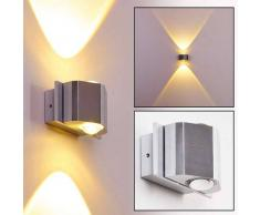 Lente Aplique LED Aluminio, 2 luces - 160 Lumen - Moderno - Zona interior - - 2 - 4 días laborables .