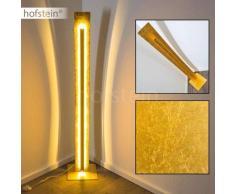 Petrolia Lámpara de pie LED dorado, 1 luz - 2400 Lumen - Moderno/Diseño - Zona interior - 3000 Kelvin - 2 - 4 días laborables .