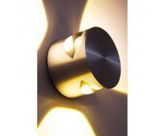 Lente Aplique LED Aluminio, 3 luces - - Diseño - Zona exterior - - 2 - 4 días laborables .