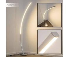 Solo Lámpara de pie LED Aluminio, 1 luz - 1100 Lumen - Diseño - Zona interior - 3000 Kelvin - 2 - 4 días laborables .