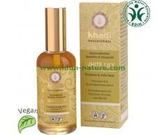 khadi Aceite facial y corporal ayurvédico de Lirio Blanco para piel seca y madura KHADI (100ml.)