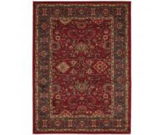 benuta Alfombra oriental Heritage Rojo 120x170 cm - Alfombra clasica / tradicional