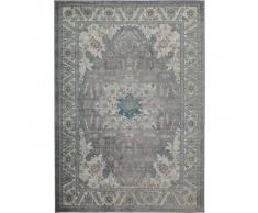 benuta Alfombra oriental Alaya Taupe 80x150 cm - Alfombra clasica / tradicional