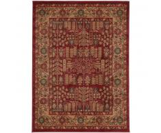 benuta Alfombra oriental Heritage Rojo 80x150 cm - Alfombra clasica / tradicional