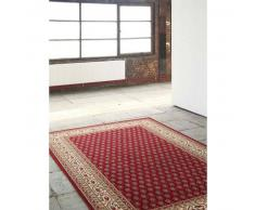 benuta Alfombra oriental Kirman Rojo 200x290 cm - Alfombra clasica / tradicional