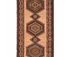 Brink & Campman Alfombra de pasillo de lana Sultan Beige 70x150 cm