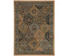 benuta Alfombra oriental Heritage Beige/Azul 240x340 cm - Alfombra clasica / tradicional