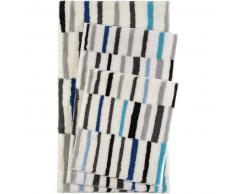 Esprit Alfombrilla de baño Riverside Multicolor/Azul 55x65 cm