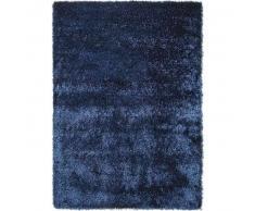 Esprit Alfombra pelo largo New Glamour Azul 140x200 cm