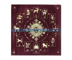 Tapete tarot lectura Astrólogica - Complementos para tarots