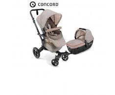 concord Cochecito de bebe dos piezas concord neo cool beige 2016 de Concord