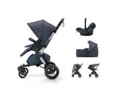concord Cochecito de bebé trio mobility travel set neo deep blue de Concord
