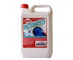 Detergente lavadora para ropa blanca y a color. Garrafa 5L