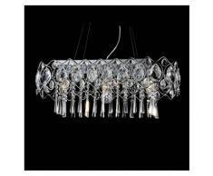 Lámpara de techo de Mesa de cristal - Diana