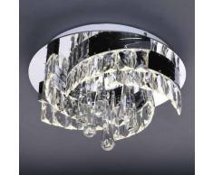 Lámpara de araña Cristal LED Lujosa - Million