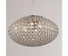 Lámpara de techo - de cristal elíptico - Universe
