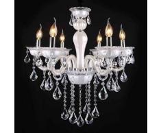 Lámpara de araña Antigua 6 Luces - Roma